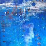 Delicatesse 400. Mixta sobre papel. 140 cm x 140 cm. 2010.