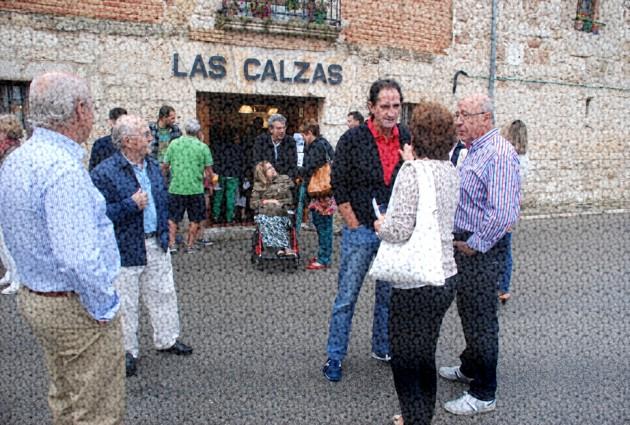Fernandos, Gerardo Ibañez, Tere y Marticorena.