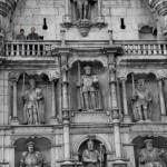 Fran Herreros e Ikella en el Arco de Sta. María. copia
