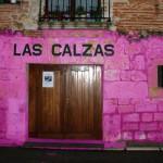 Las Calzas en rosa.