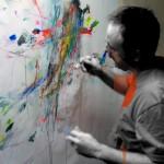 Pintando Le fleur I.