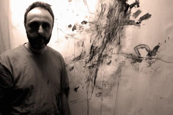 Pintando Le fleur IX.