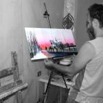 Pintando París I.