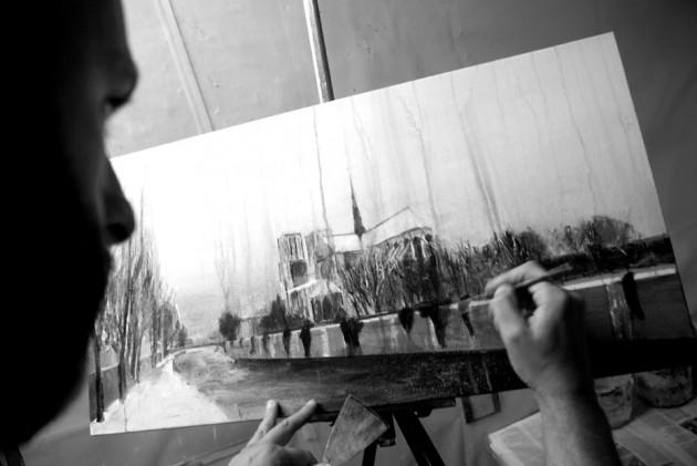 Pintando París II.
