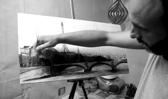 Pintando París IX.