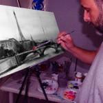 Pintando París VI.