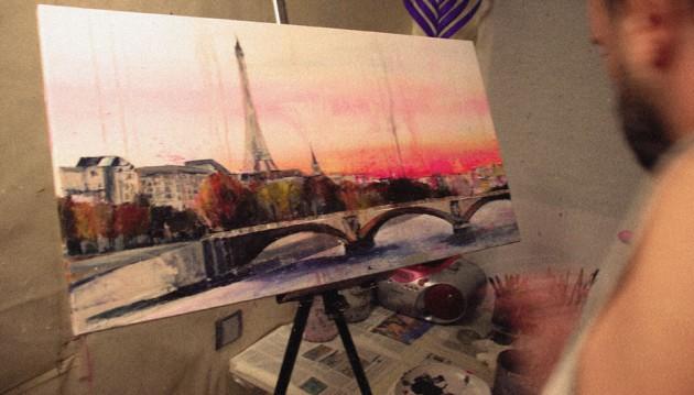 Pintando París VII.