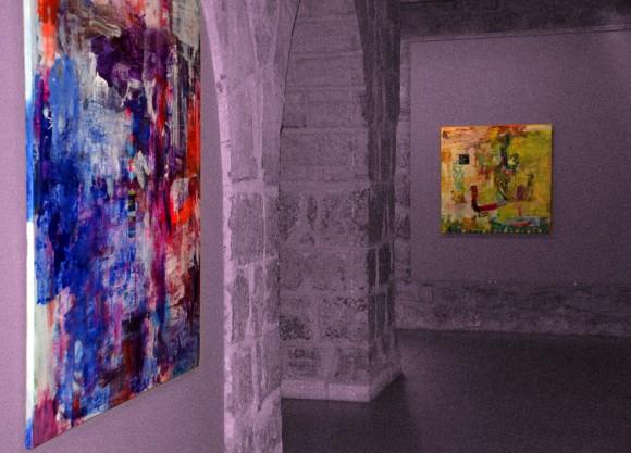 Vista de la exposición II.