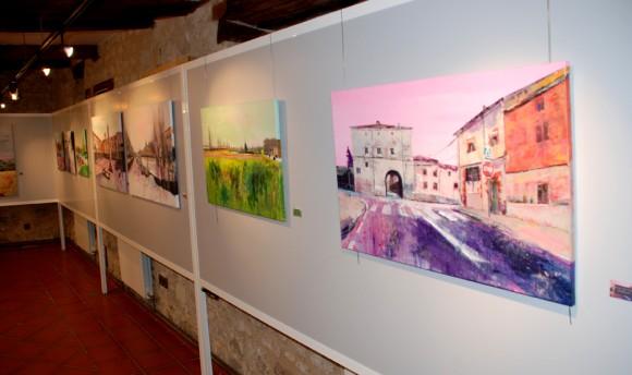 Vista de la exposición VII.