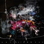 Colibri d`amour. 50 x 50 cm. Mixta sobre papel. 2014.