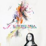 La Mona Lisa. 50 x 50 cm. Mixta sobre papel. 2015