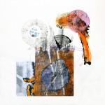 Lieux privés IX. 37,9 x 37,8 cm. 2013.