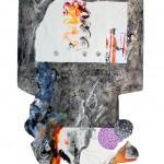 Lieux privés LI. 75,8 x 43,8 cm. 2013